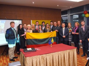 Commemoration of the Lithuanian Independence Day