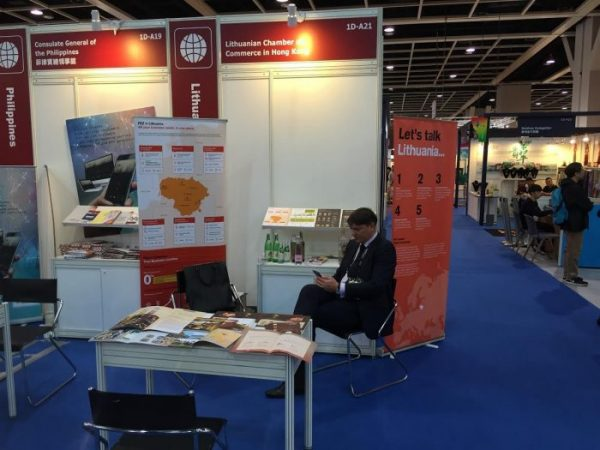 Lithuanian enterprises in World SME Expo