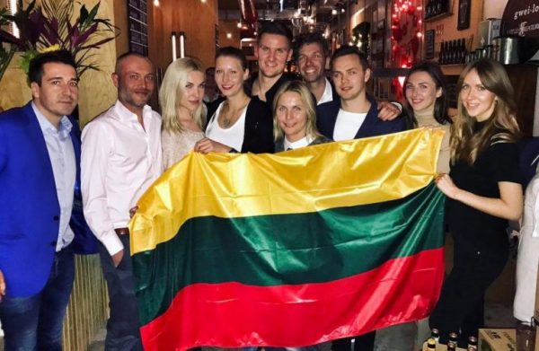 Lithuanian Independence Day Celebration